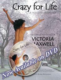 Crazy for Life, DVD cover art