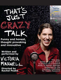 Just Crazy Talk, Cover art